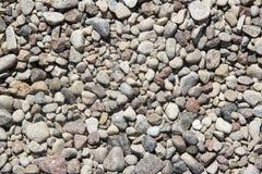 Emplastro decorativo das pedras. Foto de Stock Royalty Free