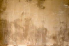 Emplastro molhado e úmido em uma renovação do interior da casa Imagem de Stock Royalty Free