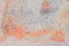 Emplastro pintado cor pastel Foto de Stock Royalty Free