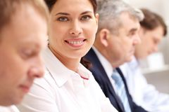 Employee royalty free stock image