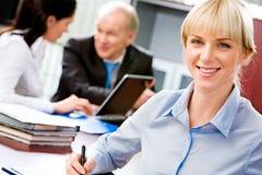 Employee Stock Image