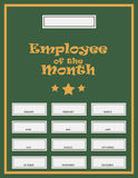 Employee Award Kit Stock Images