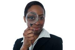 Employee background verification Stock Photos