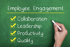 Employee Engagement Stock Image