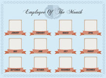 Employee Month Stock Illustrations – 200 Employee Month Stock ...