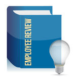 Employee review concept Royalty Free Stock Image