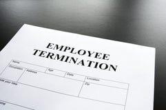 Employee termination Stock Photos