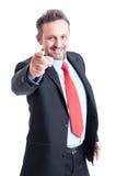 Employeer de Coorporate vous choisissant Photos stock