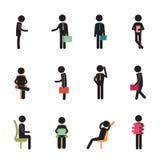 Employees Stock Image
