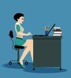 Employees Royalty Free Stock Image