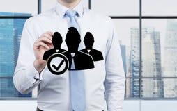 Employer Stock Image