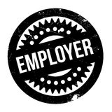 Employer rubber stamp Royalty Free Stock Photos