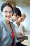 Employeur Image libre de droits