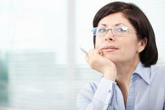 Employeur Images stock