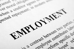 Free Employment Stock Photography - 22102782