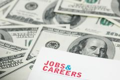 Employment concept Stock Photos