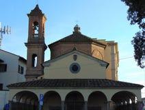 Empoli, Tuscany, Włochy Kościół Santuario della Madonna Del Pozzo « zdjęcie stock
