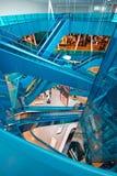 Emporia Shopping Center. MALMO, SWEDEN - SEPTEMBER 13: Emporia Shopping Center on September 13, 2013 in Malmo. Luxury shopping mall designed by architect Gert Stock Photos
