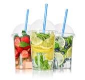 Emportez le concept de boissons images libres de droits