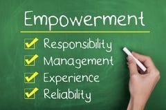 Empowerment Stock Photo
