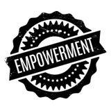 Empowerment rubber stamp Stock Photo