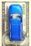 Empréstimo de carro Fotografia de Stock Royalty Free