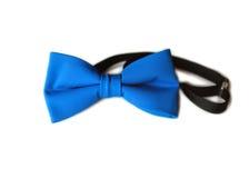 Empregada doméstica Bow Tie da mão Fotografia de Stock Royalty Free
