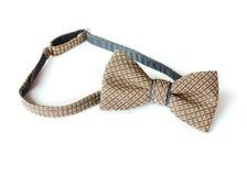 Empregada doméstica Bow Tie da mão Imagens de Stock Royalty Free