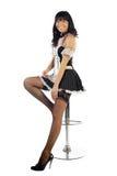 Empregada doméstica 'sexy' Fotos de Stock