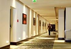 Empregado do hotel Fotos de Stock Royalty Free