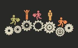 Empregos Imagem de Stock