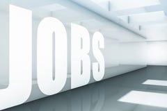 Empregos Imagens de Stock Royalty Free