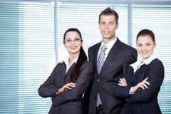Empresários Imagem de Stock Royalty Free