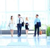 Empresários Foto de Stock