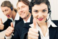 Empresários bem sucedidos Foto de Stock Royalty Free