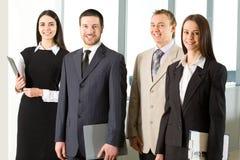 Empresários novos Foto de Stock Royalty Free