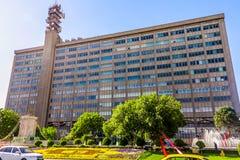 Empresa 02 da infraestrutura de telecomunicação de Tehran imagens de stock