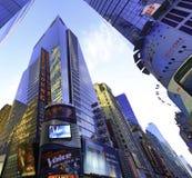 Empresa de contabilidade grande de New York Manhattan Imagem de Stock Royalty Free