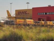 Empresa de las instalaciones de Aeroport Imágenes de archivo libres de regalías