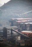 Empresa do mineiro em Turquia Fotografia de Stock