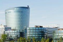 Empresa petrolífera de petróleo e gás austríaca OMV Foto de Stock Royalty Free