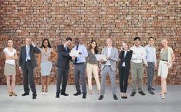 Empresa Team Communication Connection Concept fotos de stock royalty free