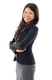 Empresaria asiática Imagen de archivo