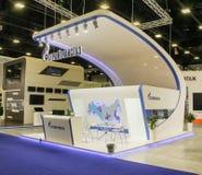 Empresas do setor para construir o transporte-gás Fotografia de Stock Royalty Free