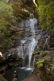 Empress Falls Blue Mountains Australia Stock Images