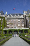 The Empress hotel Victoria BC Canada Stock Photo