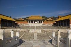 Empress Tombs Stock Image