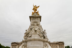 Empress Victoria Monument London Front Stock Image