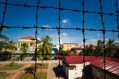 Emprisonné Image libre de droits