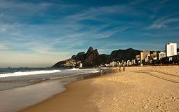 Emptu Ipanema Beach Stock Photos